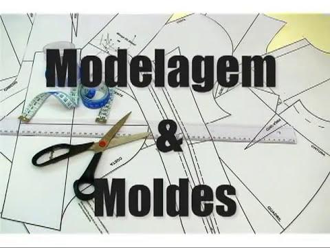Curso Modelagem Tecido Gratis O Que E Modelagem 1 12 Youtube