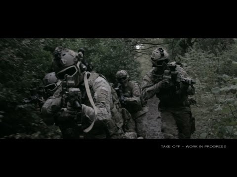 TAKE OFF - Paintball Milsim Film by Eternum Pictures
