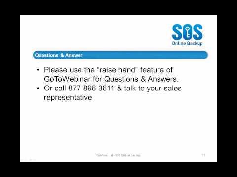 Rev up Your Reseller Revenue with a Value-Added Online Backup Solution-4.wmv