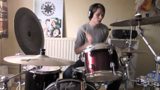 Red Hot Chili Peppers - Get On Top - Drum Cover [HD] Thumbnail