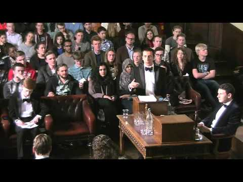 Varsity Debate | This House Welcomes Jeremy Corbyn as Leader of the Opposition | Cambridge Union