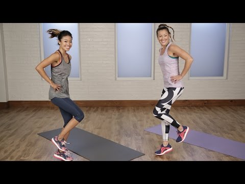 10-Minute Strength Training Workout For Runners | Class FitSugar
