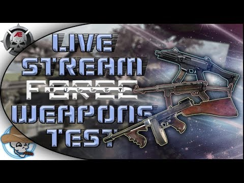 Bullet Force - Early Access to All New Weapons!