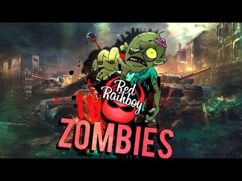 ZOMBIS - Call of duty VS Plantas contra Zombies Videos De Viajes