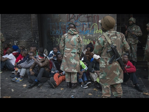 Afrique du Sud : vague de violence envers les immigrés