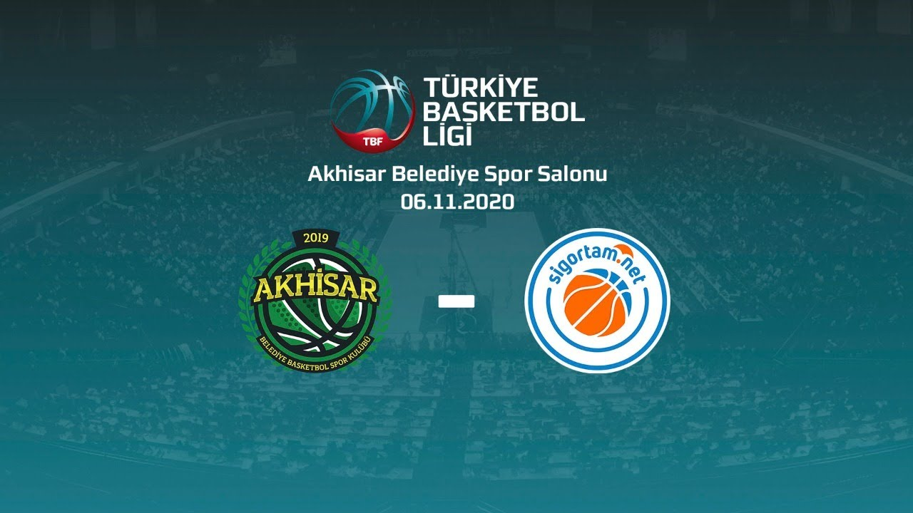 Akhisar Belediye Basketbol – Sigortam.Net TBL 4.Hafta