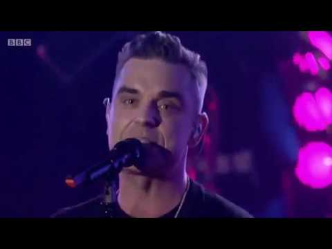 Robbie Williams - Candy live @BBC 2016