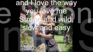 I Love The Way You Love Me - Boyzone lyrics