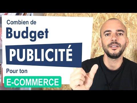 Quel budget pub pour ton ecommerce ?