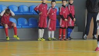 Лёгкая победа Фк Мал (Коростень) 5 : 1 Феникс (Житомир) Детский турнир Коростень 2016 ФОК