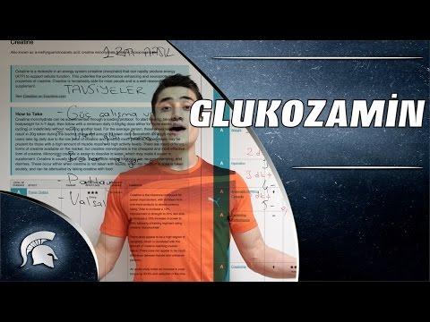 Glukozamin, Kondroitin Eklem