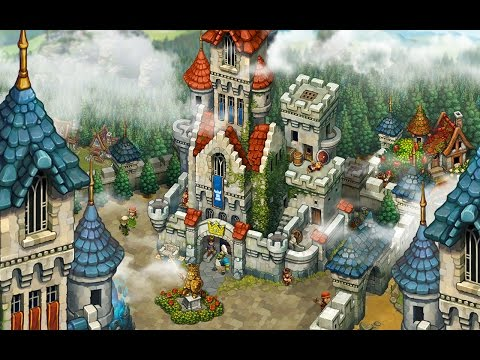 The Tribez & Castlez Android Gameplay