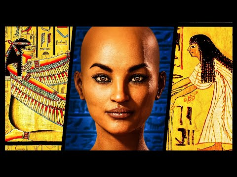 Daily Life In Ancient Egypt (Animated Documentary - Life Of