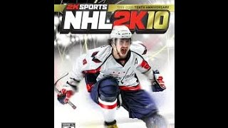 EA Sports style National Teams (NHL2K10 for PlayStation 2)