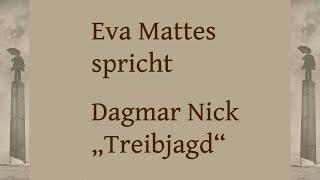 """Dagmar Nick – """"Treibjagd"""""""