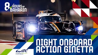 Bapco 8 Hours of Bahrain 2019 - Onboard lap with the Ginetta Team LNT during Free Practice 2 thumbnail