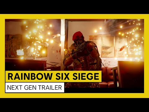 Tom Clancy's Rainbow Six Siege – Next Gen Trailer