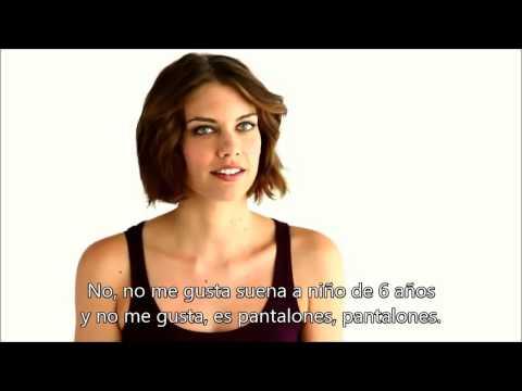 Lauren Cohan Esquire Magazine Sub Español Fan Club