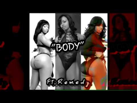 """BODY"" (MDA)Murda ft Young Remedy"