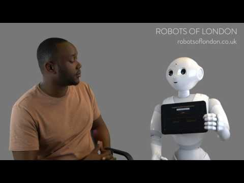 Robot Hotel Concierge Software