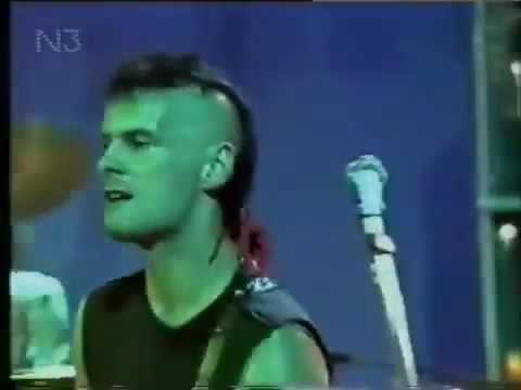 UK Subs Warhead live