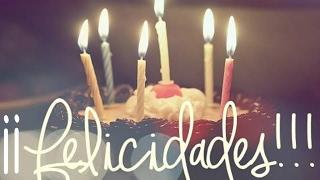 ¡¡¡Feliz Cumpleaños, Gerónimo!!!