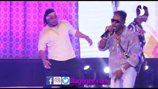 Shatta Wale Wins Dodge Car And Performs At 2017 People's C...