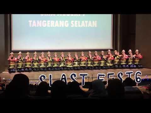 Ratoh Jaroe SMA 7 Tangsel - Slast Festival 6 ( SMA 3 Tangsel )