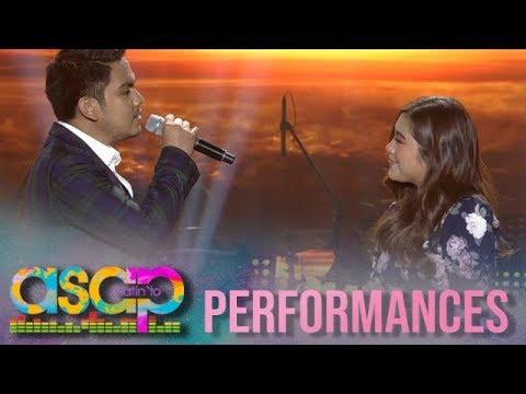 ASAP Natin 'To: Newlyweds Moira And Jason Hernandez Sing Their New Single 'Ikaw At Ako'