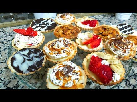 mini-tarte-تارتوليت-صيفيين-منعشين-بمكونات-بسيطة-وكريما-رائعة-بعدة-مذاقات-واشكال-ناجحين-لكل-المناسبات