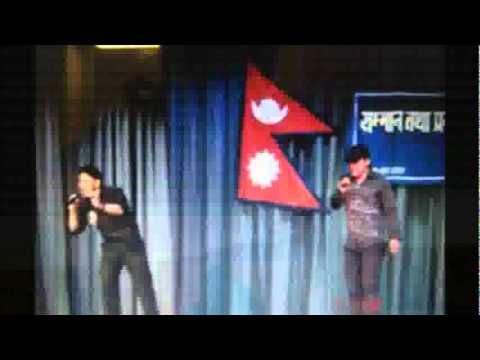 Ananda Ranohonchha @ बिम्बप्रतिबिम्ब  Radio Nepal Kathmandu