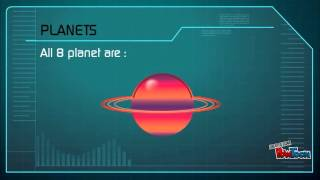 Science Year 4 (Solar system)
