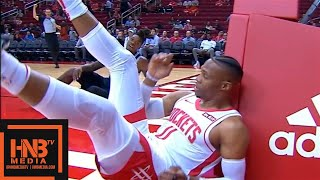 Houston Rockets vs San Antonio Spurs - 1st Qtr Highlights | October 16, 2019 NBA Preseason