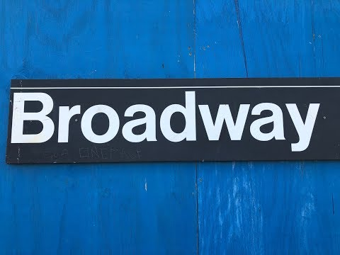 ⁴ᴷ Walking Tour of Broadway (N)(W) Subway Station - June 29, 2018 (Last Day Before Renovations)
