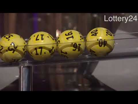 2018 01 12 EuroJackpot Numbers and draw results