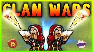 Clash of Clans: TRE STELLE IN WAR IN LIVE - VideoGameShow di Milano