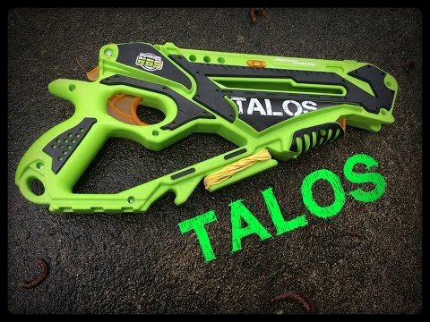 Honest Review: The TALOS by Precision RBS