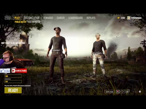 Pre-2018 Stream!!!!DB Gaming Streaming PUBG, PlayerUnknown's Battlegrounds!!!!