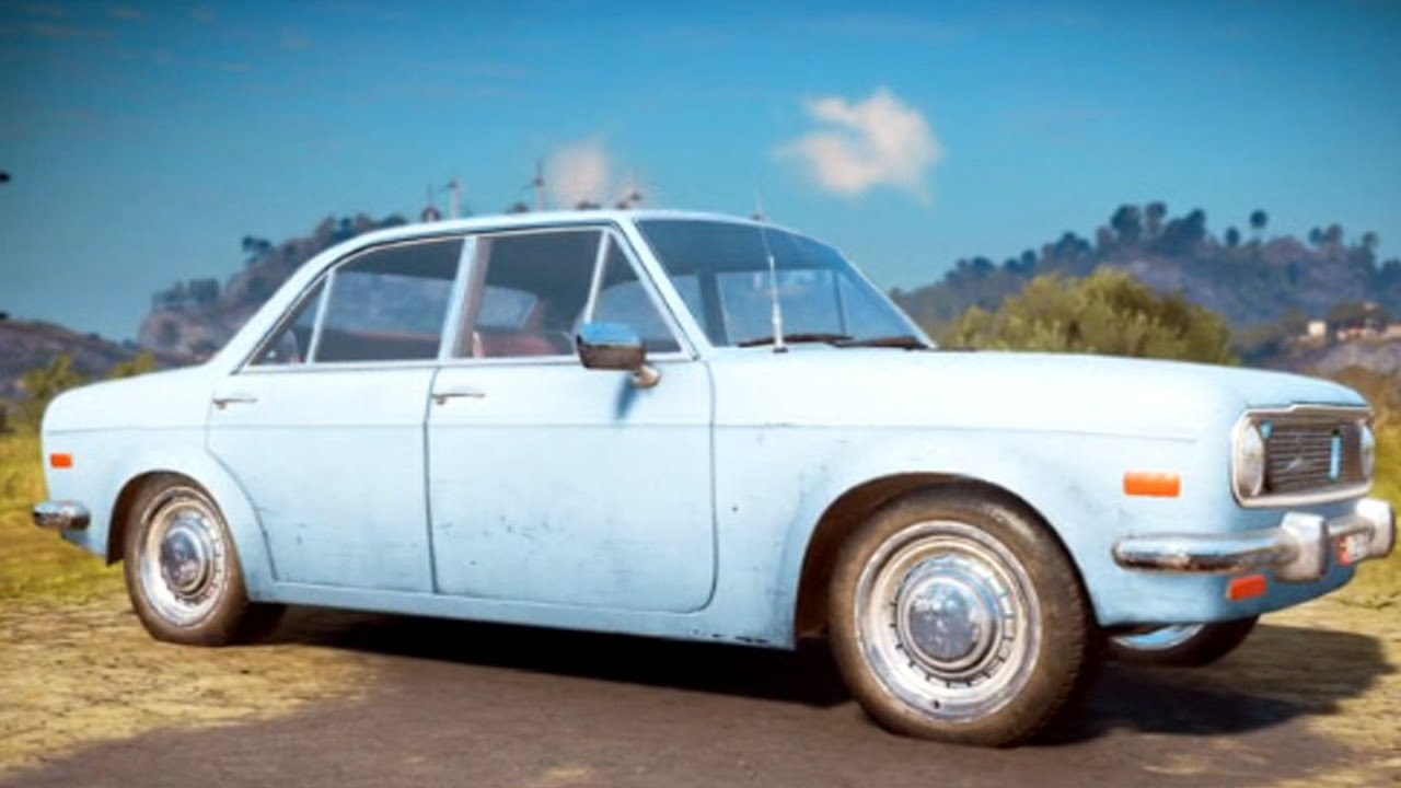 Just Cause 3 - Vintage Cars | Stria Infimo S - Free Roam Gameplay ...