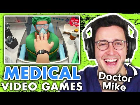 Real Doctor Reviews Medical Games Ft. Doctor Mike
