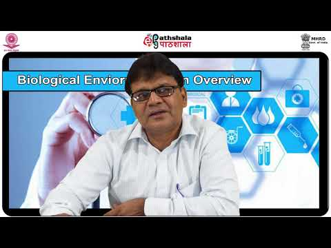 Biological environment: an overview