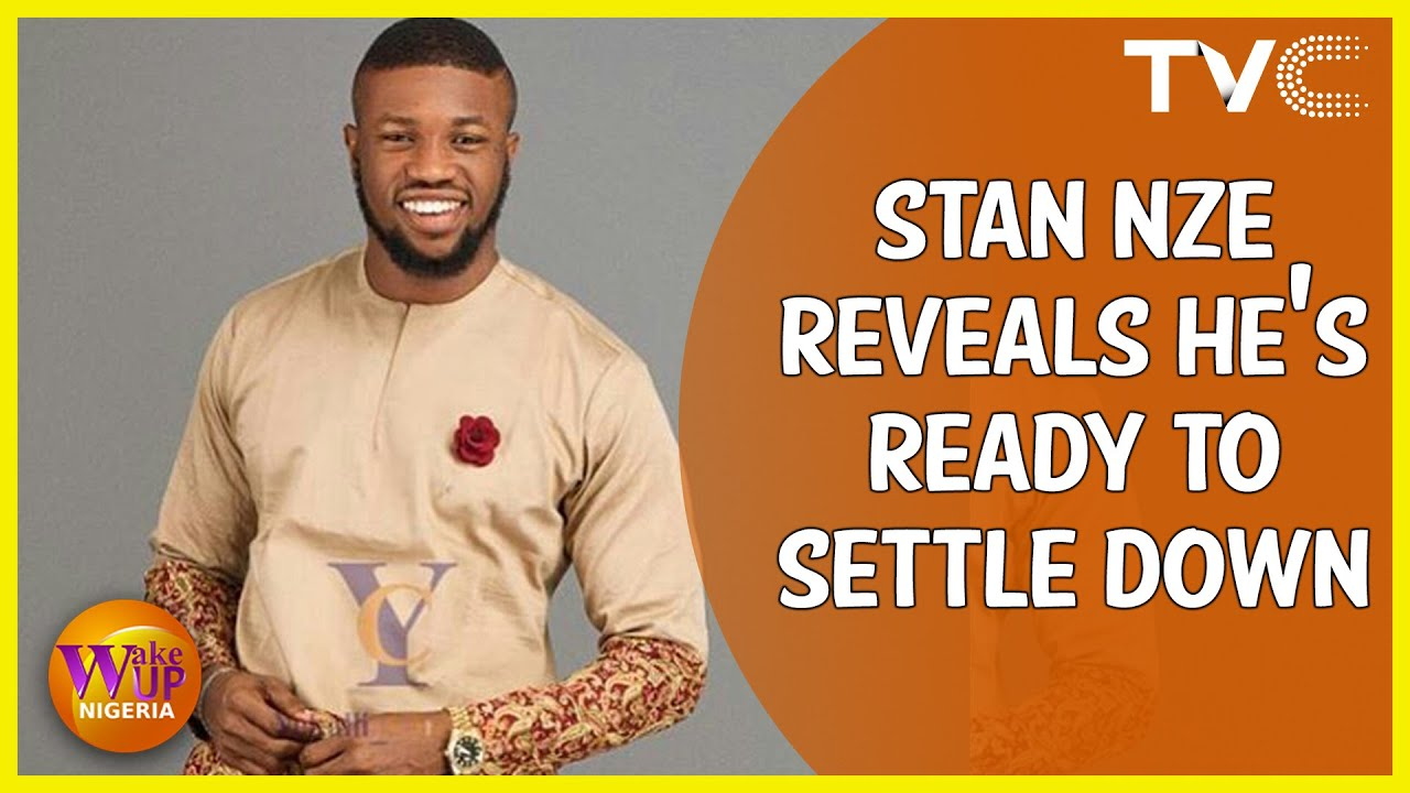 Download I Am Ready To Get Married - Nollywood Actor, Stan Nze