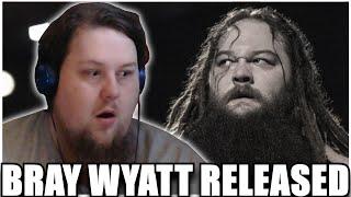 Bray Wyatt Released by WWE!