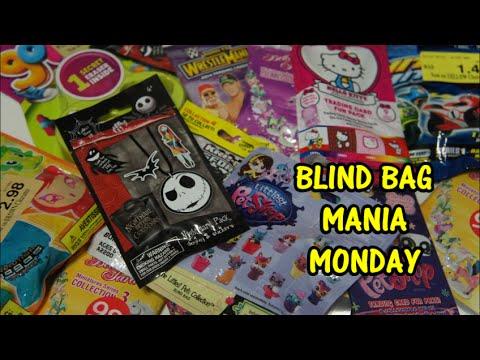 Blind Bag Mania Monday Nightmare Before Christmas