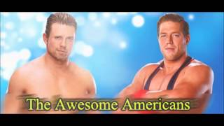 Jack Swagger & The Miz (Awesome Americans) Theme Song