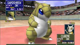 Pokémon Stadium [N64] em português.mp4