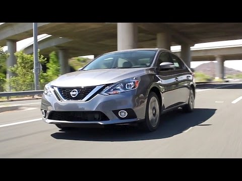 2017 Nissan Sentra - Review and Road Test
