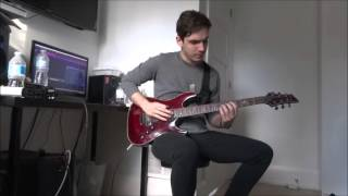 Hands Like Houses Colourblind GUITAR COVER NEW SONG 2016