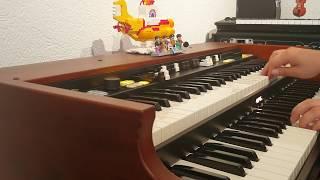 A Whiter Shade of Pale (Procol Harum) - Organ Cover - Crumar Mojo Classic
