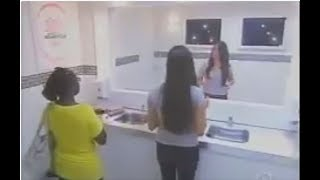 Best Mirror Prank one girls show but one is not show